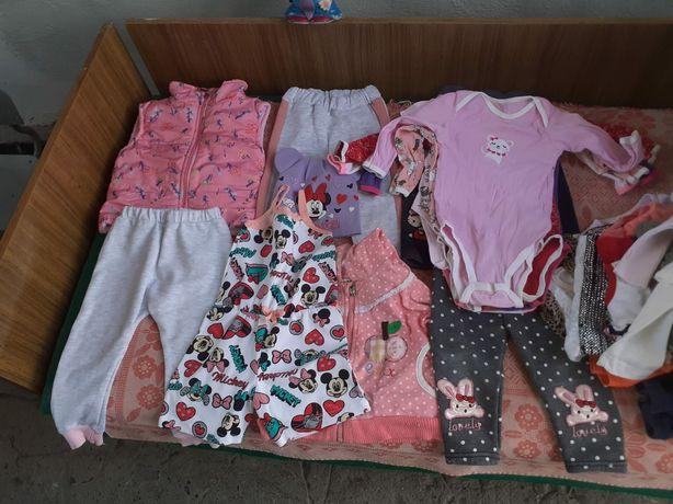 Вещи на девочкуот 1 до 2х лет