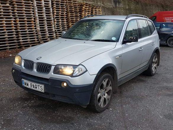 BMW X3 E83 3.0i 231кс автоматик НА ЧАСТИ!