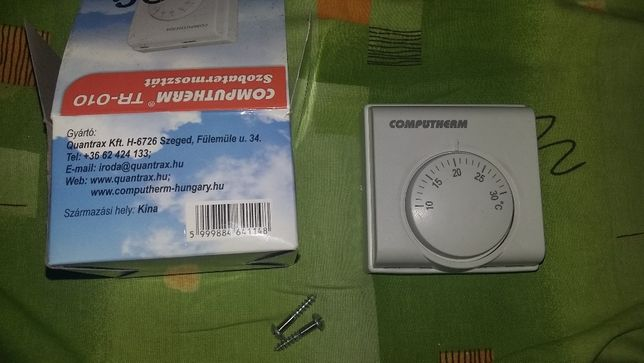 termostat centrala