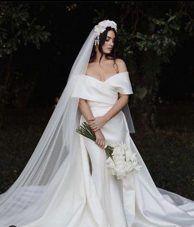 Свадебное платье трансформер.