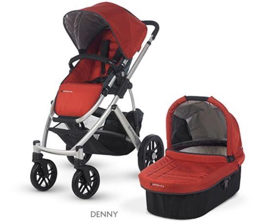 Uppababy vista. Кресло для второго ребенка (новое), подножка, адаптеры