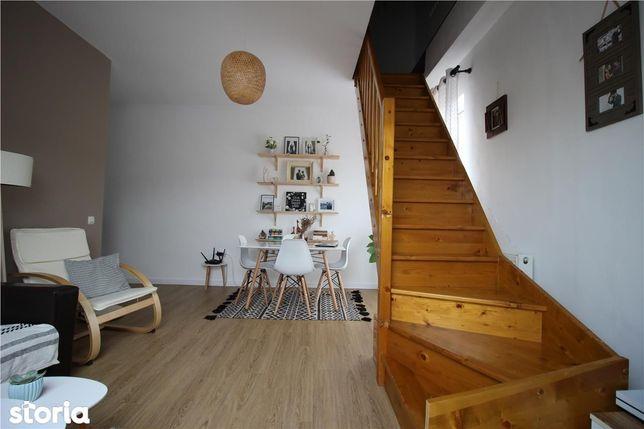 Comision 0! Apartament 3 camere pe 2 nivele, 80mp, str. Porii