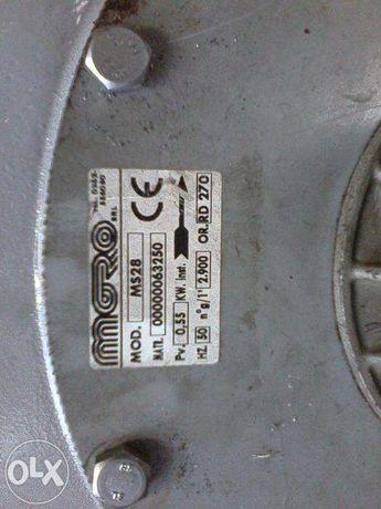 ventilator cu motor