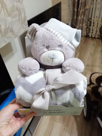 Ursuleț cu paturica