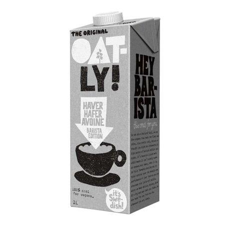 Oatly Barista Edition – băutură de ovăz
