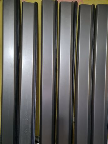 Jaluzele tabla gard panouri profil de gard jaluzea balustrada