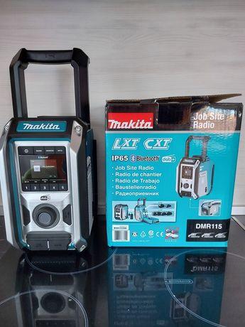 Ново радио Makita DMR115.