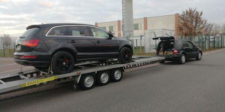 Tractari auto remorcari Germania Nadlac, Arad, Ungaria, Austria, Cehia