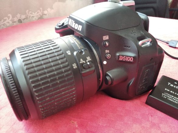 Nikon D 5100 Перфектен