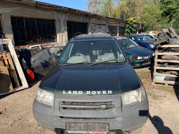 На части Land Rover Freelander 1.8i 2001г Ленд ровър фрилендър