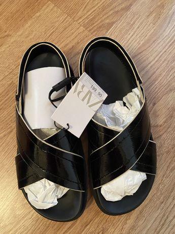 Sandale joase de vara Zara