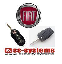 Аларма с оригиналния ключ за Fiat и Alfa по CAN, интерфейсна