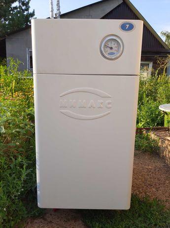 продам напольный газовый котёл МИМАКС 7