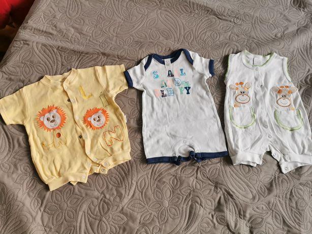 Lot salopete bebe 0-3 luni