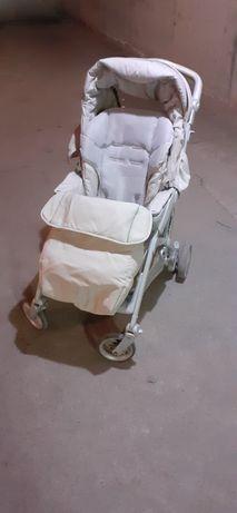 Детска количка Кам флуидо 3 в 1+ подарък