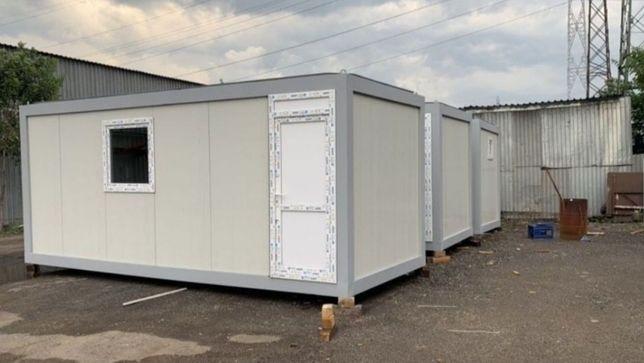 Container standard birou vestiar monobloc vitrina chiosc de locuit