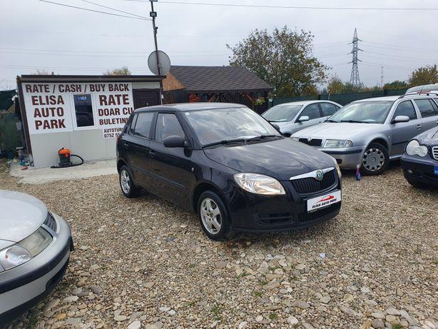 Parc Auto vind skoda Fabia 1.2 benzina fab 2009 impecabila 2950e RATE