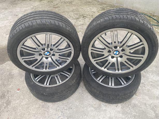 "Vand jante pentru BMW cu anvelope GOODYEAR RUNFLAT pe 18"""