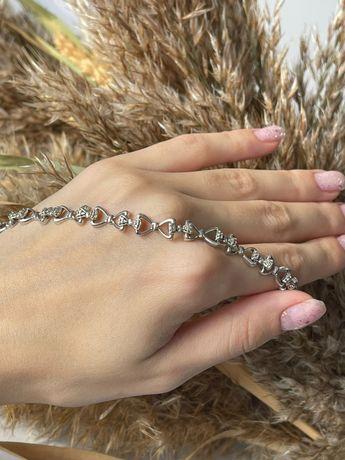 Серебрянный браслет 925