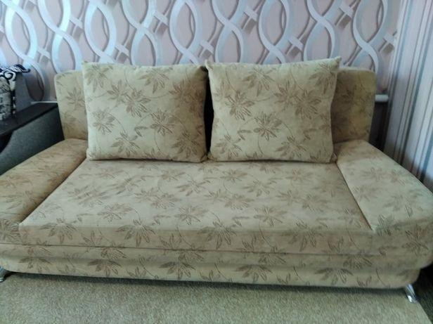 Продам диван раскладной б/у, в хор.состоянии