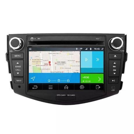 Navigatie Toyota Rav 4,Octa-Core 4G+64G,garantie+factura+transport