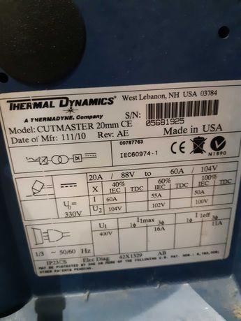 Plasma taiat Thermal Dynamics,made in  USA
