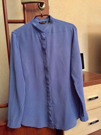 Massimo Dutti блузка, комбинезон.