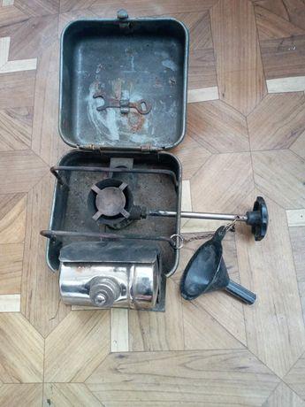 Бензинновая горелка плита