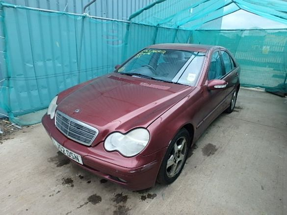 Мерцедес Ц Mercedes-Benz C 200 2.0 comp на части