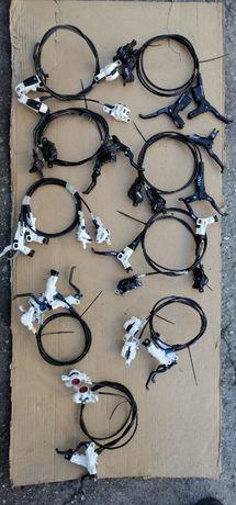 Комплекти хидравлични дискови Спирачки Formula RX,Avid Elixir CR,и др.