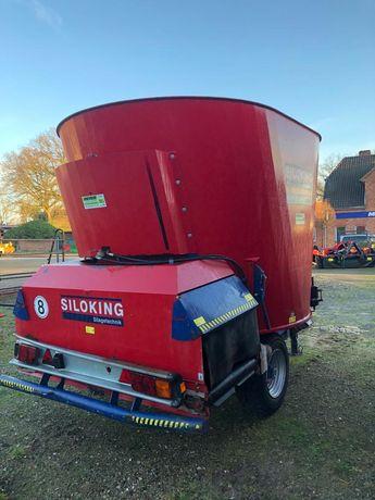Вертикален миксер Siloking 9 кубика нов внос от Германия.