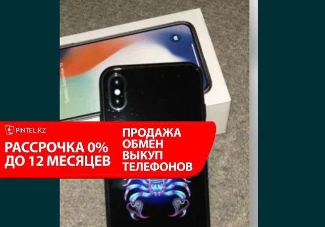 Рассрочка APPLE iPhone xs, 256gb Grey , айфон xs,256, серый