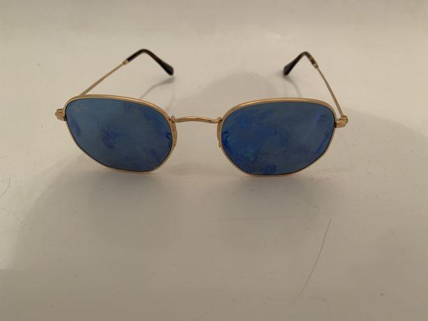 Ochelari de soare Ray Ban Hexagonal Flat Lenses