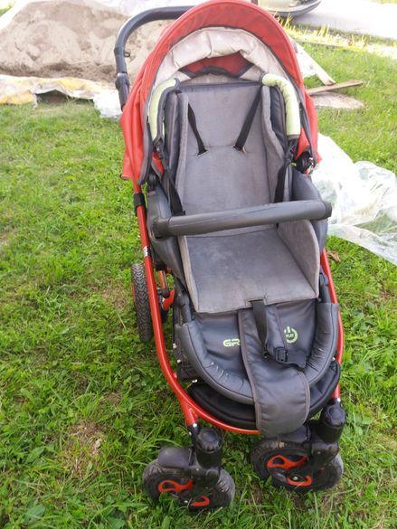 детска количка Tutek grander play