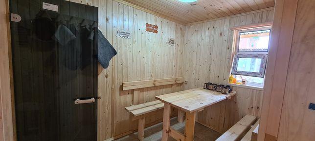 Баня на дровах до 6 человек