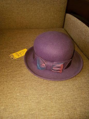Продам новую натуральную шляпку