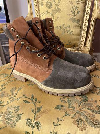 Ghete Timberland Premium 6 Inch Boot Custom Made