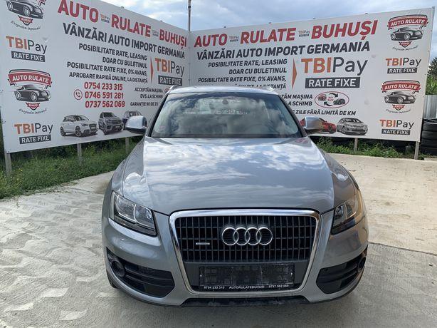 Audi Q5,2010,Euro5,motor 2.0tdi 4x4 posib rate,avans 0