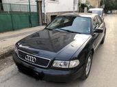 Audi А8 на Части