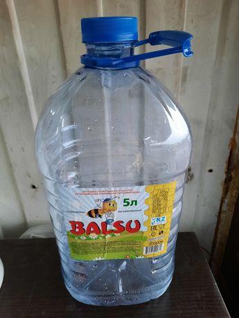 Продам 5 л баклашки. Пластиковые бутылки