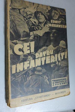 Cei patru infanteristi - Ernst Johannsen