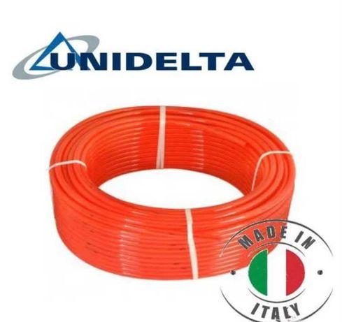 Тръба за подово отопление с кислородна бариера UNIDELTA PEX/EVOH/PEX16