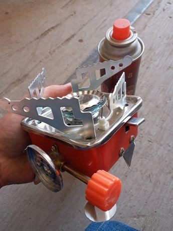 Газ плита для машина