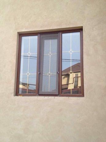 Пластиковые окна двери витражи и перегородки на заказ Алматы