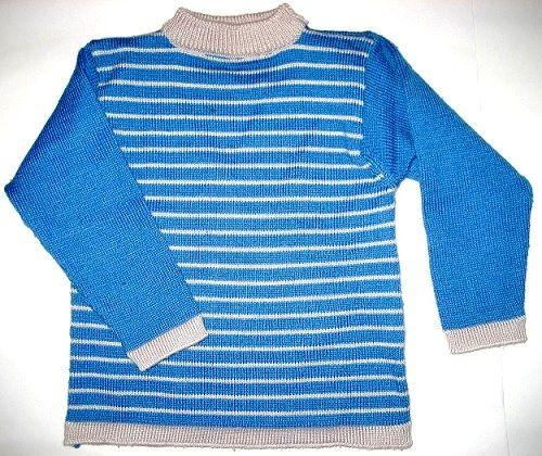 Детский зимний свитер на 4-6 лет-5000 тенге