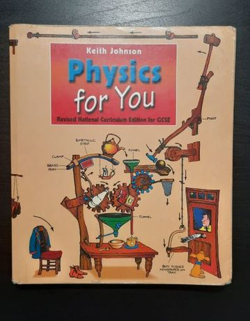Physics for You Student Book by Keith Joh