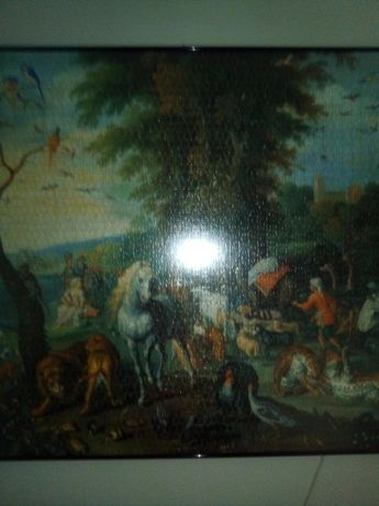 Ноев ковчег пъзел