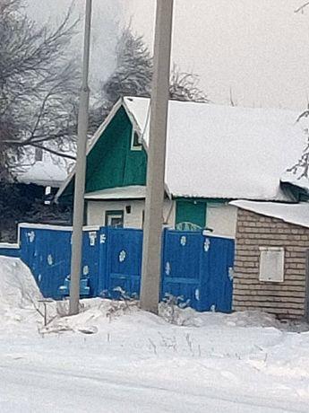 Обменяю дом с. Павлодарское  на 3-ех квартиру