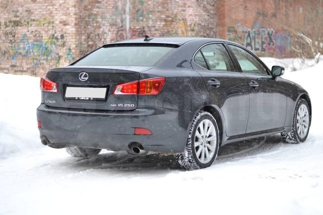 Козырек на заднее стекло Lexus IS