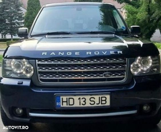 Land Rover Range Rover Vogue TD V8